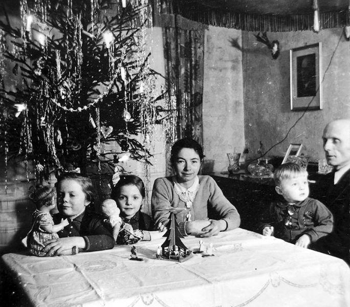 Weihnachten bei Familie Pippig