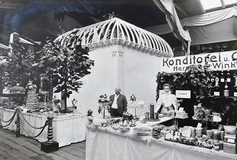 Gewerbeausstellung 1908