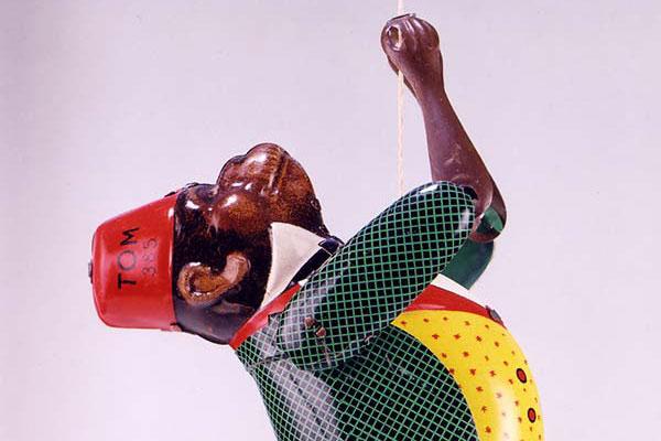 Der Kletteraffe – Spielzeug aus Brandenburg 1881–1991