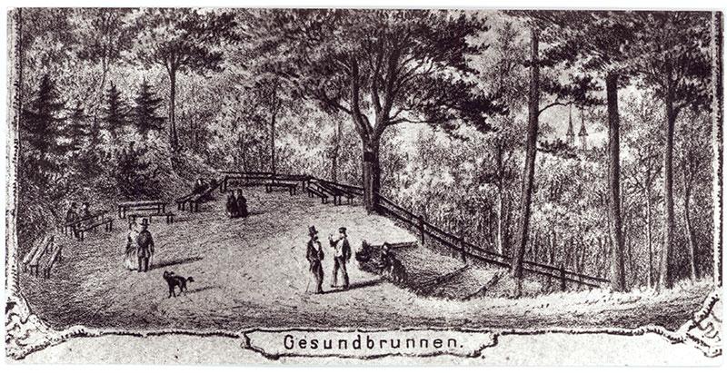 Das Märchen vom Gesundbrunnen