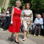 Modenschau zum Internationalen Museumstag