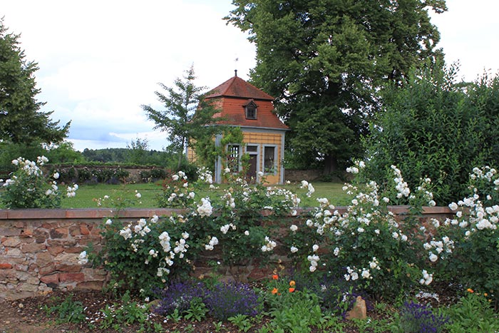 Gartenhaus am Schloss