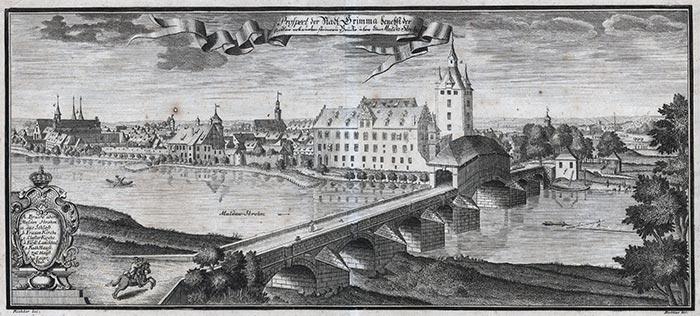 Brücke von M.D. Pöppelmann