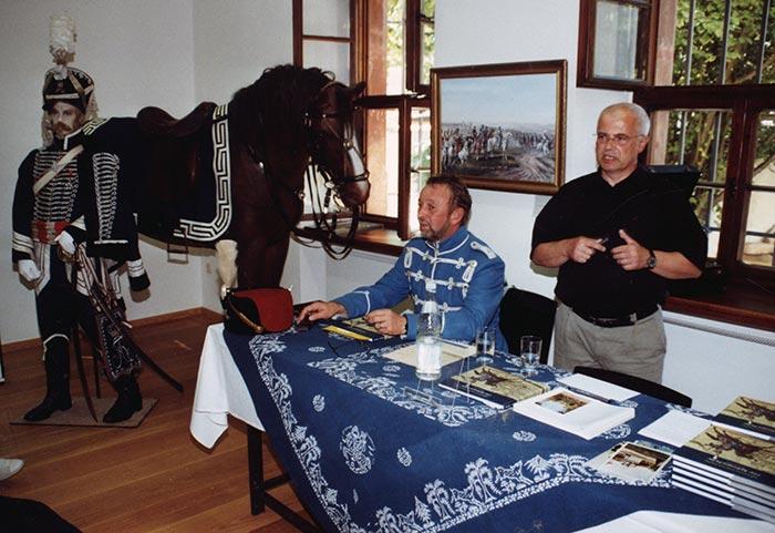 Buchvorstellung mit Jürgen Rolle und Dr. Krannich