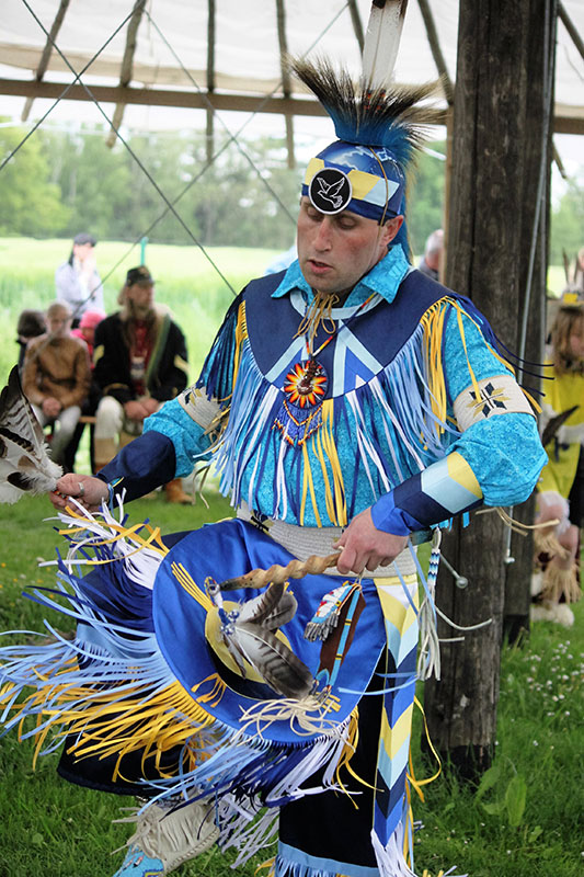 Pow-Wow in Grimma, 2016