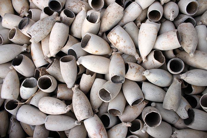 Tonpfeifen – Geschichte eines Rauchutensils
