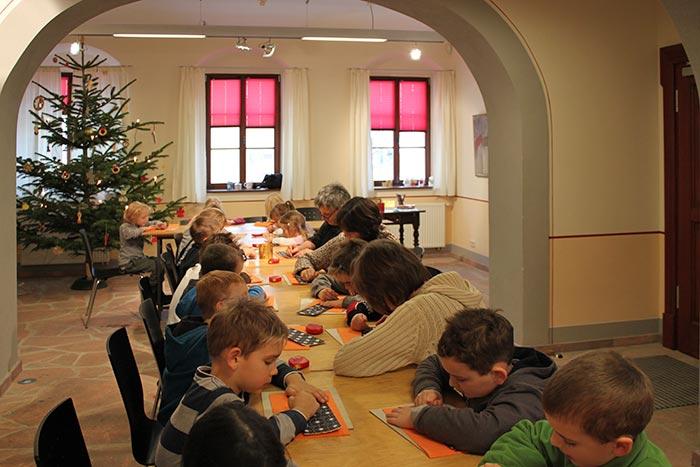 Weihnachten im Kreismuseum