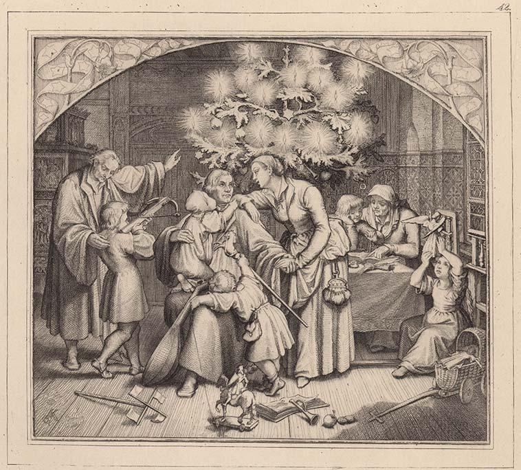 Grafik von Gustav König