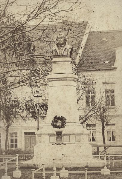 Lutherdenkmal in Grimma