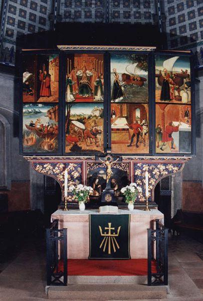 Legenden des hl. Nikolaus