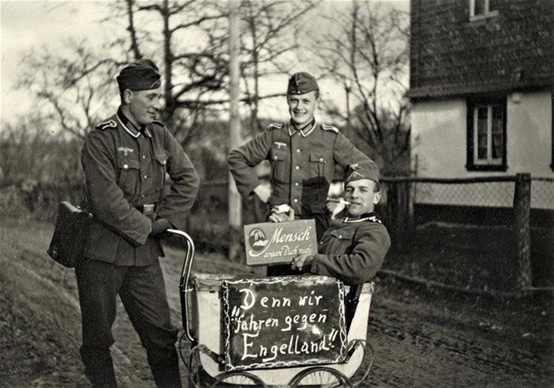 Foto aus dem 2. Weltkrieg