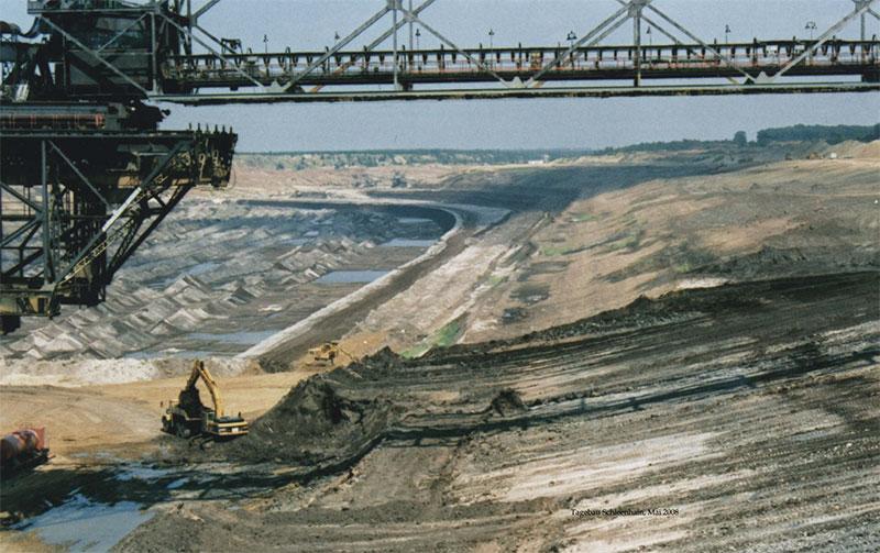 Die Kohle gibt – die Kohle nimmt