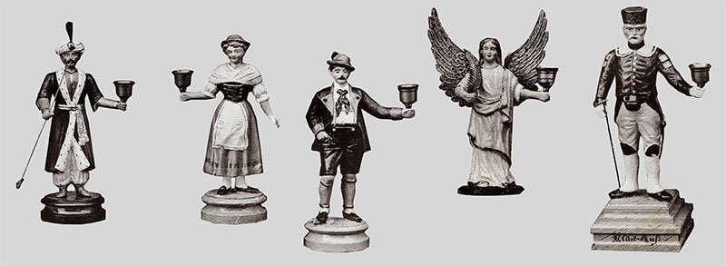 Altes neu belebt – Krippenfiguren aus dem Erzgebirge – Firmengeschichte