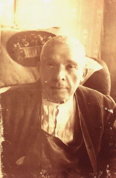 Friedrich Hermann Lahl im 77. Lebensjahr
