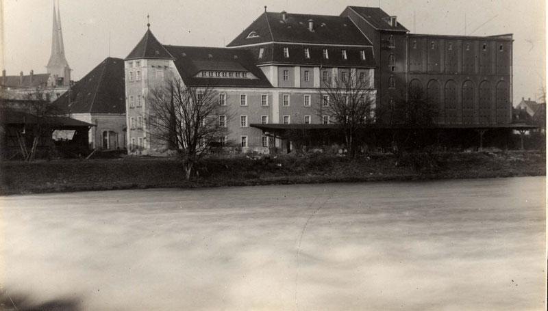 Großmühle Grimma um 1926